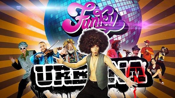 URBANA 2021 #4 - Делай Фанк / Make it Funky